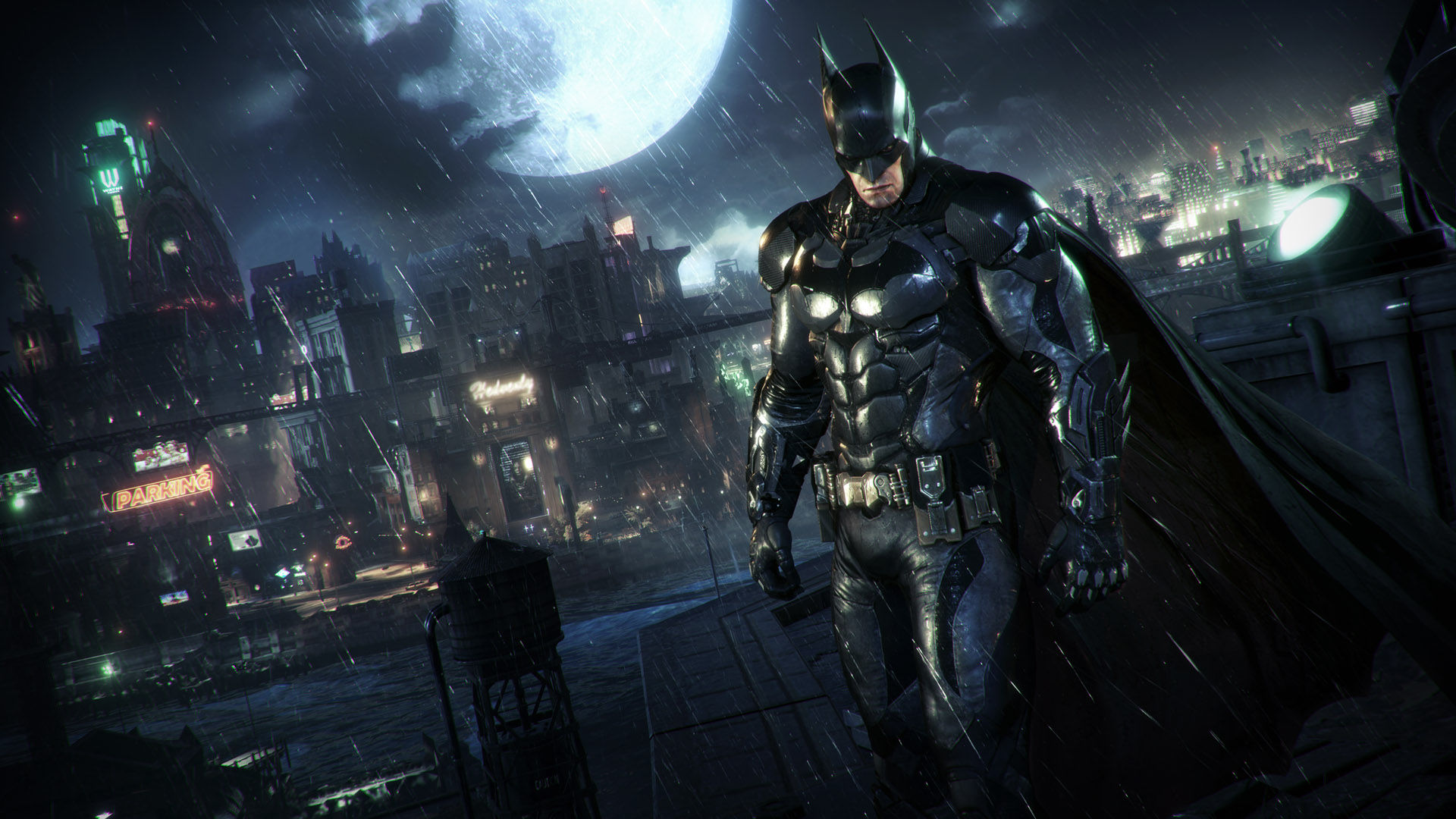 E3 2014: Batman: Arkham Knight Preview: The Batmobile Rises