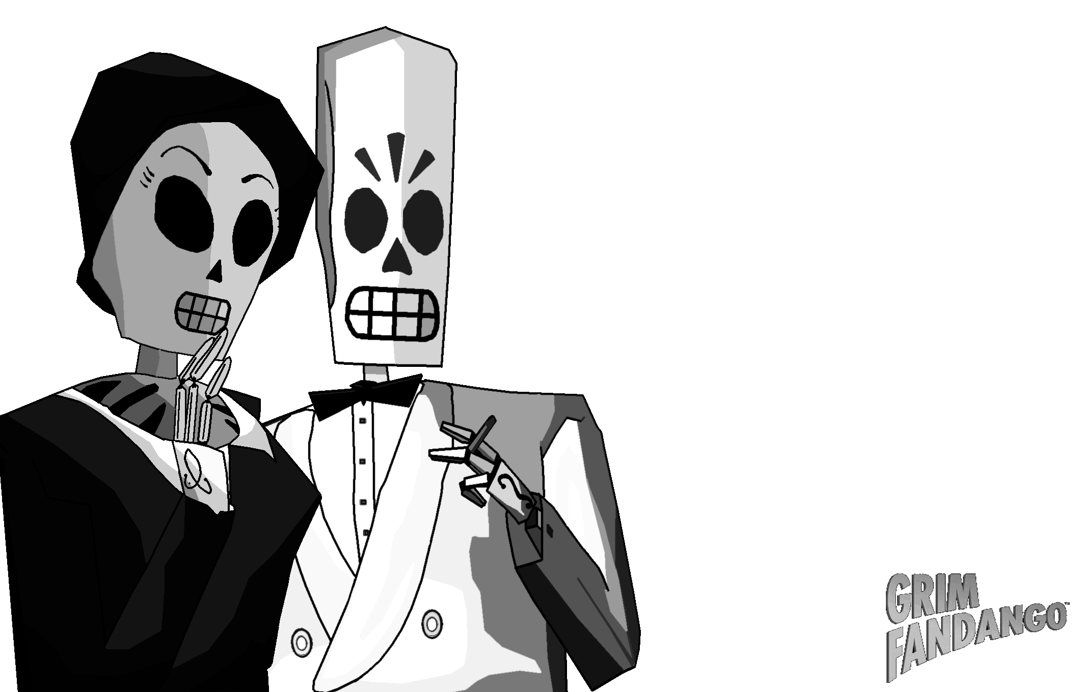 E3 2014 Must Buy: Grim Fandango Remastered