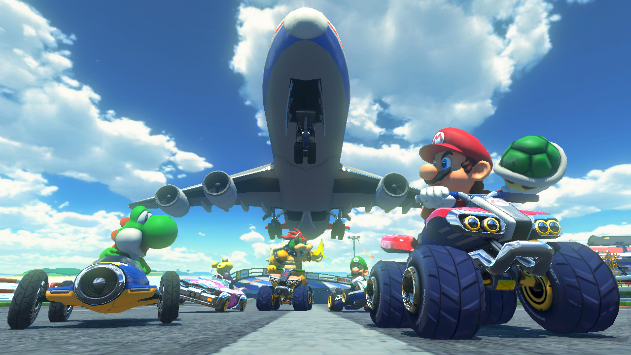 The Weird World of Mario Kart 8 Sponsors