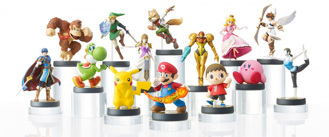 Nintendo: Amiibo Have Sold Over 5 Million Worldwide