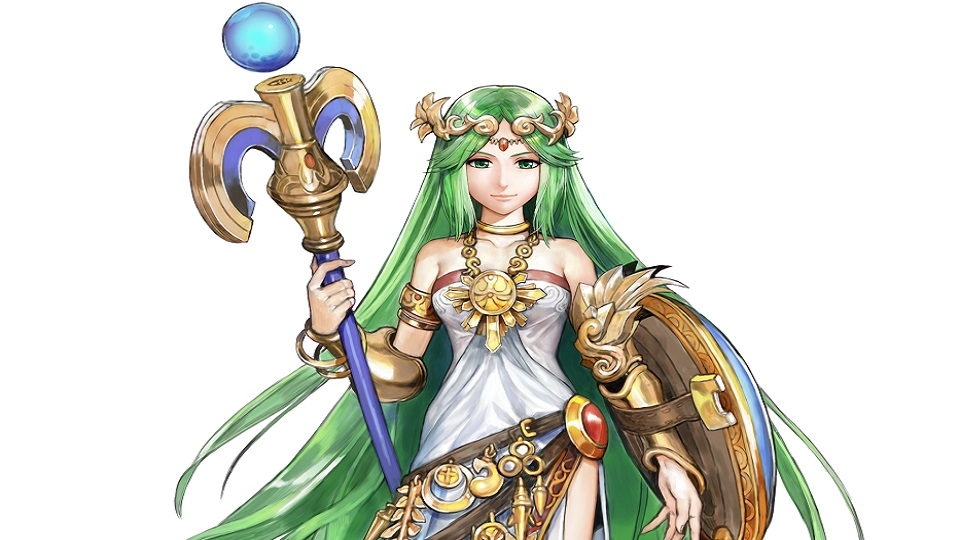 Palutena Alights The Fight in Smash Bros. [Updated, Trailer]