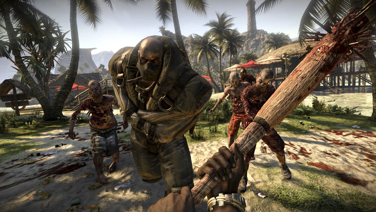 Dead Island 2 Announced for Spring 2015