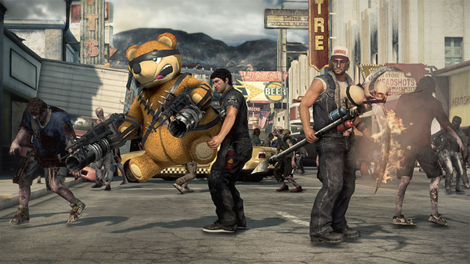Dead Rising 3 Officially Coming To PC This Summer – Lots of Capcom Announcements!