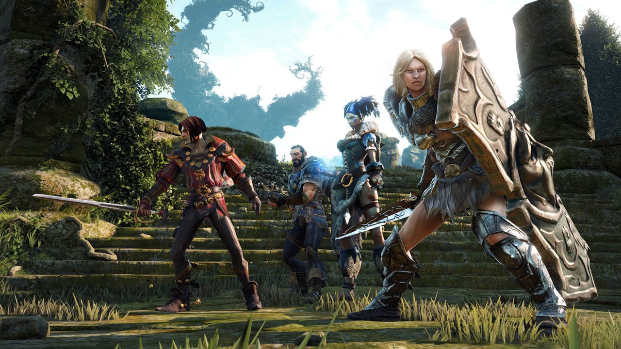 Fable: Legends Multiplayer Beta Beginning This Fall