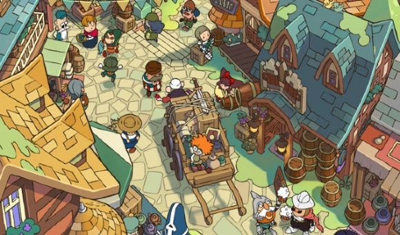 Nintendo Releasing Fantasy Life In North America