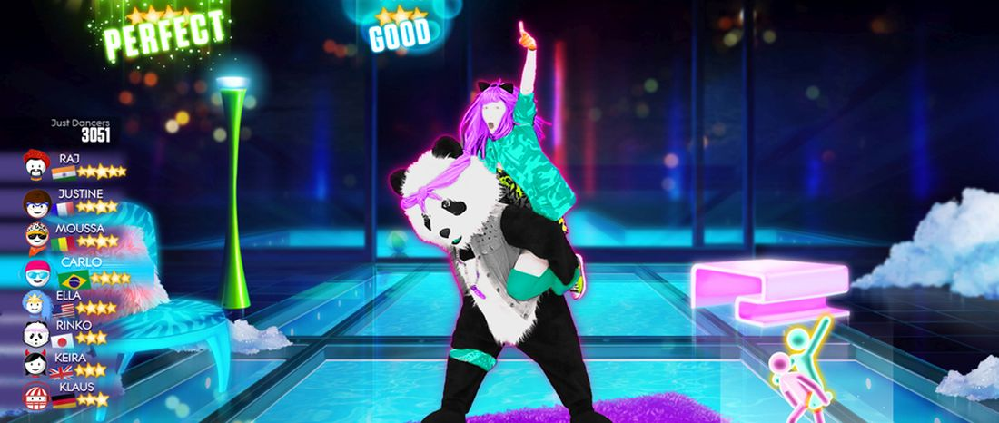 Ubisoft Shows Off Just Dance 2015