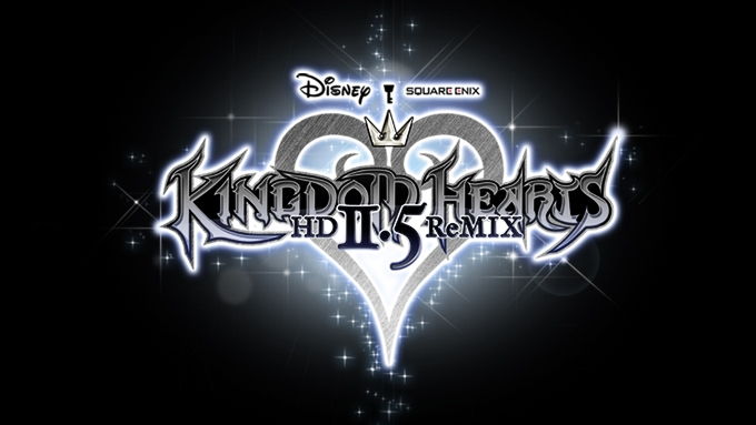 Kingdom Hearts HD 2.5 ReMIX Release Date