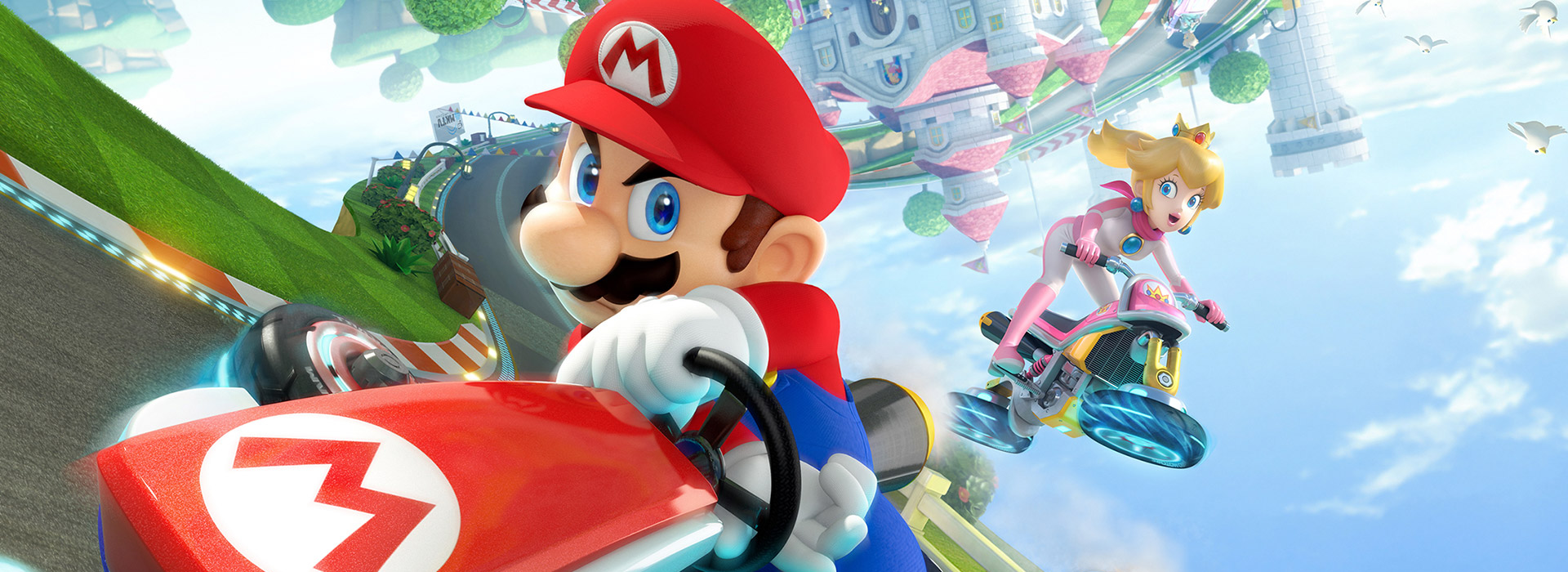 Mario Kart 8 Review: Where We're Going, We Don't Need Roads