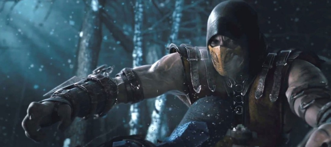 Mortal Kombat X Box Art Revealed