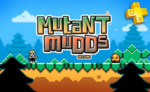 Mutant Mudds Deluxe Comes to Playstation Plus Tomorrow
