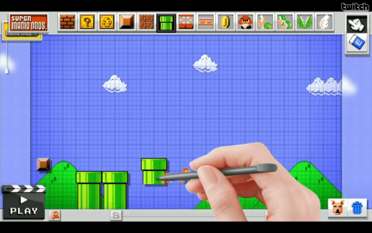Mario Maker Lets You Make Mario Your Way