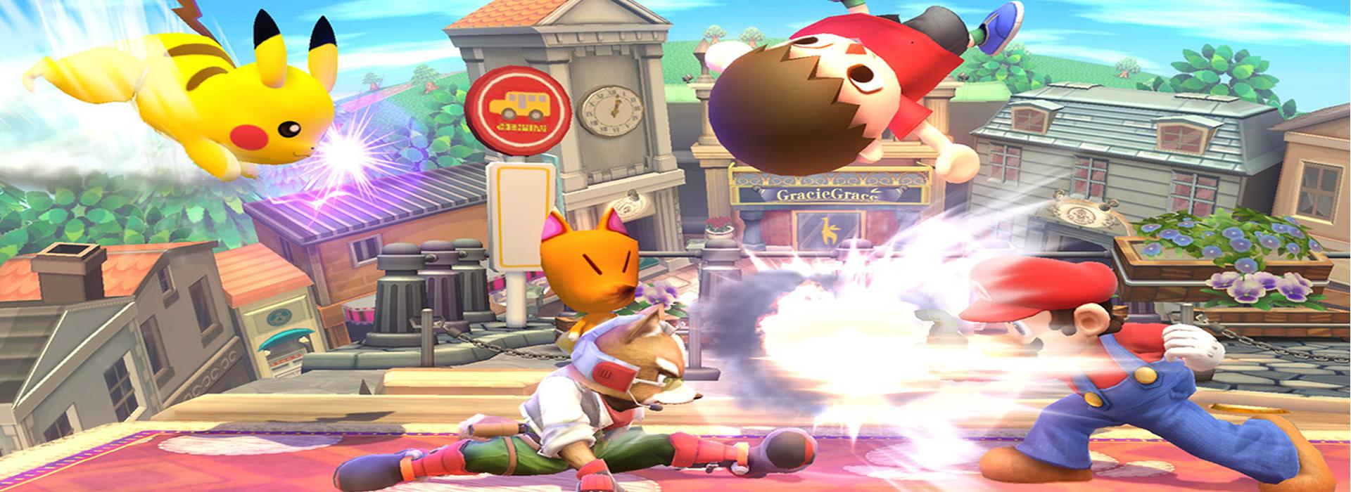 Smash 3DS Banner