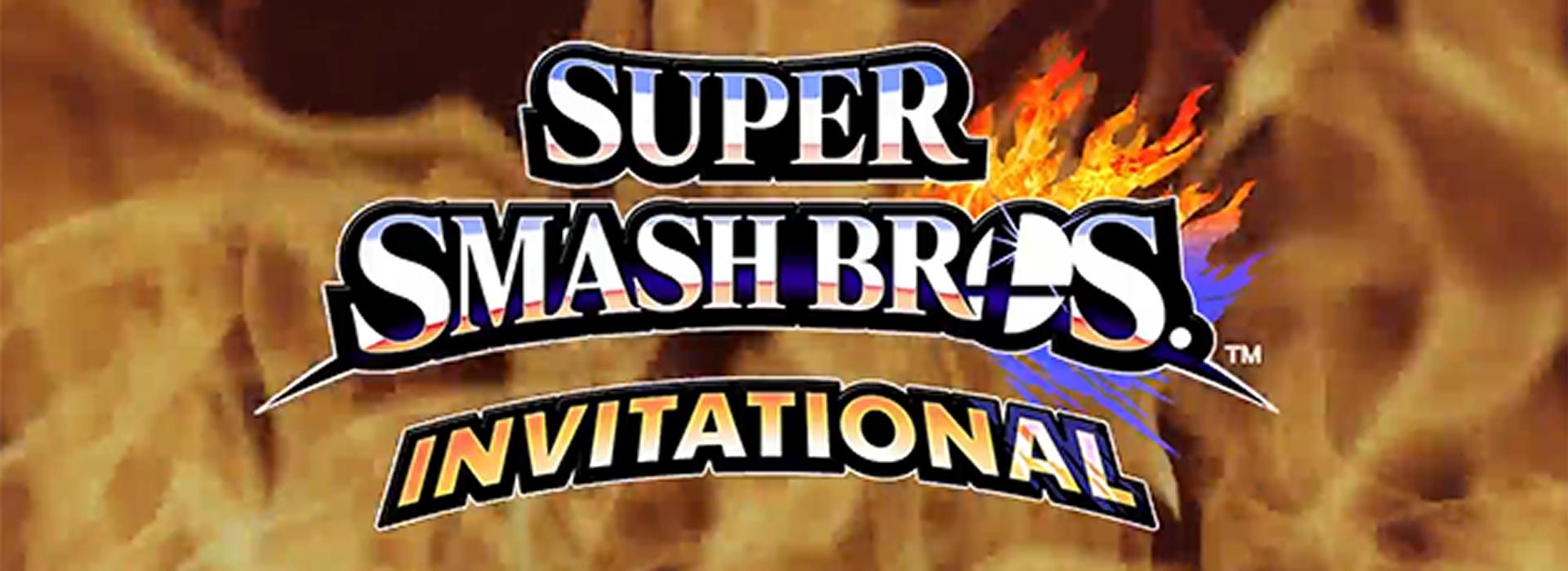 Smash Bros. Invitational Banner