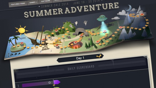 The Steam Summer Sale Begins – Day 1
