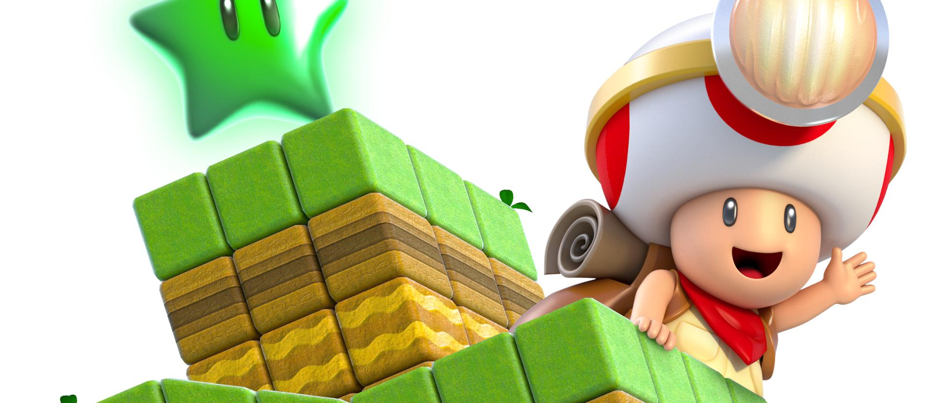 More Gameplay Details for Captain Toad Treasure Tracker