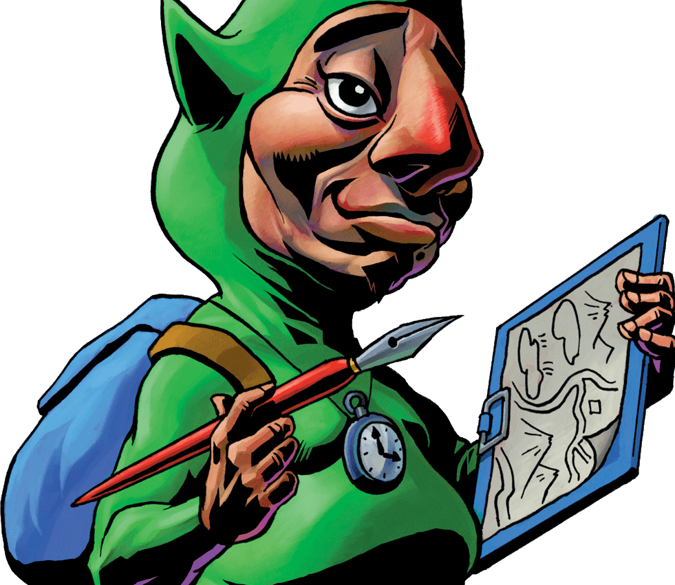 Zelda: Majora's Mask 3DS Remake Announced