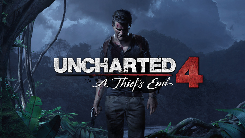 Uncharted 4 A Thief's End E3 Trailer 1080p