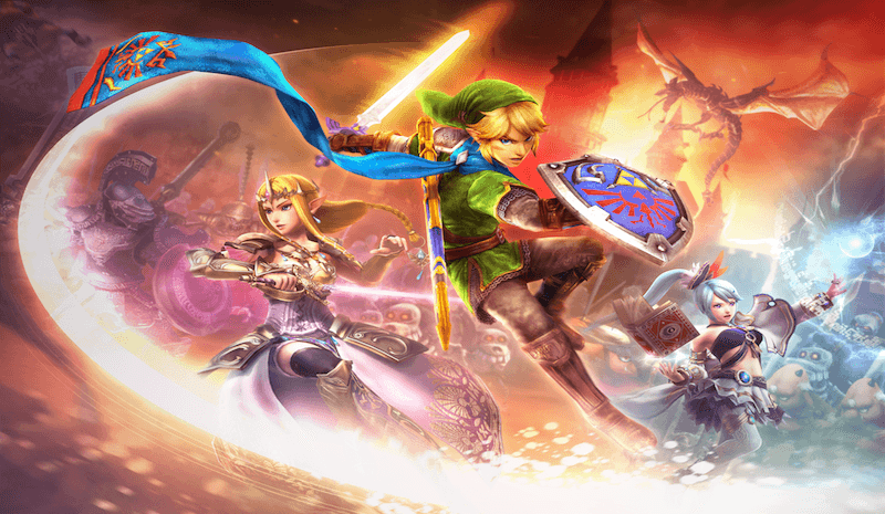Hyrule Warriors E3