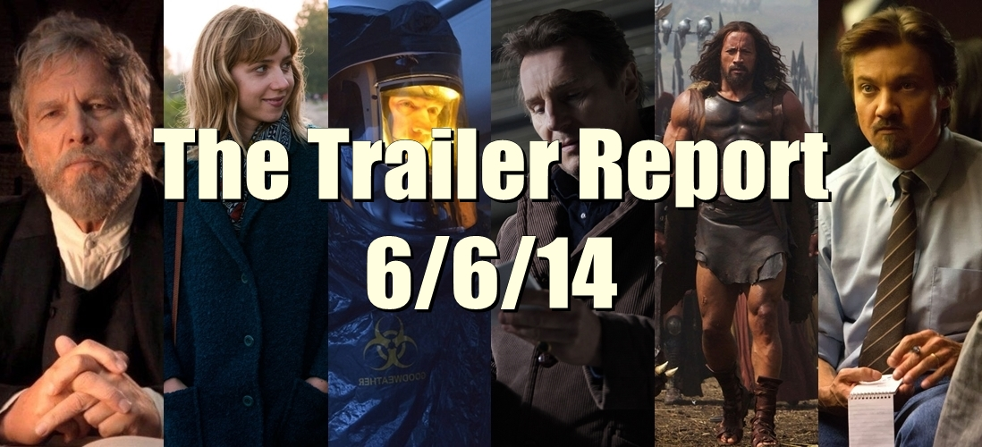 The Trailer Report – 6/6/14