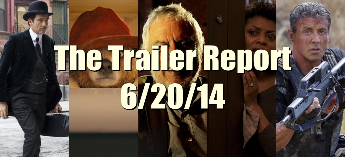 The Trailer Report – 6/20/14