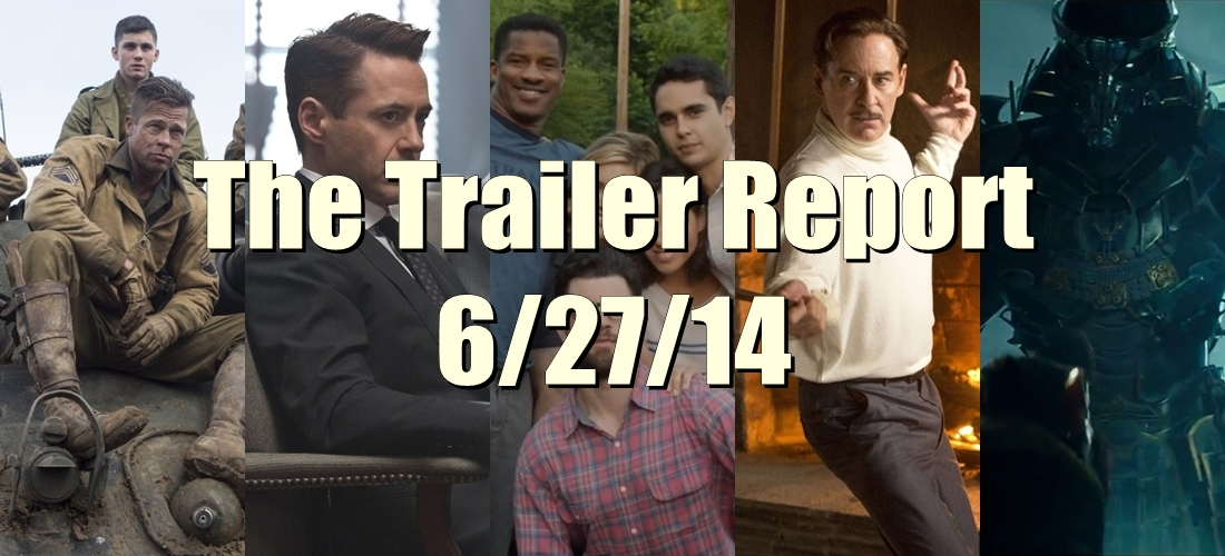 The Trailer Report – 6/27/14