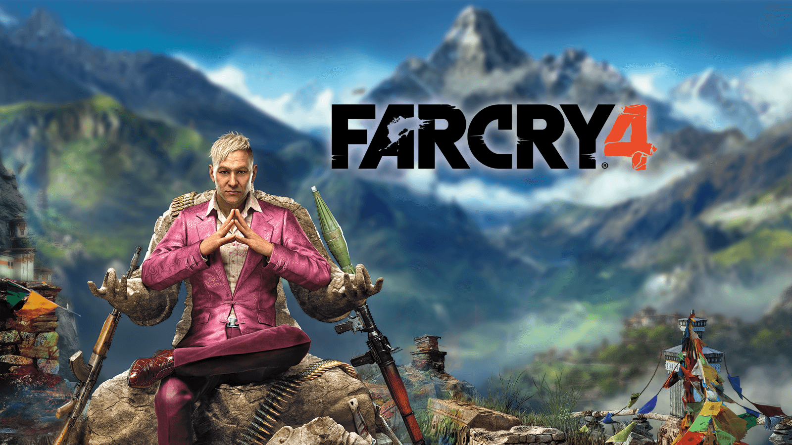 Ubisoft Shows The First Five Minutes Of Far Cry 4