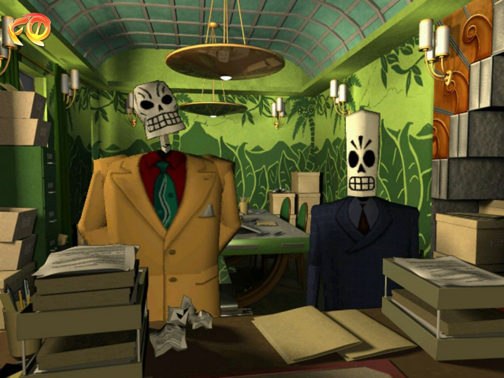 Grim Fandango to be Remastered for PlayStation 4, Vita