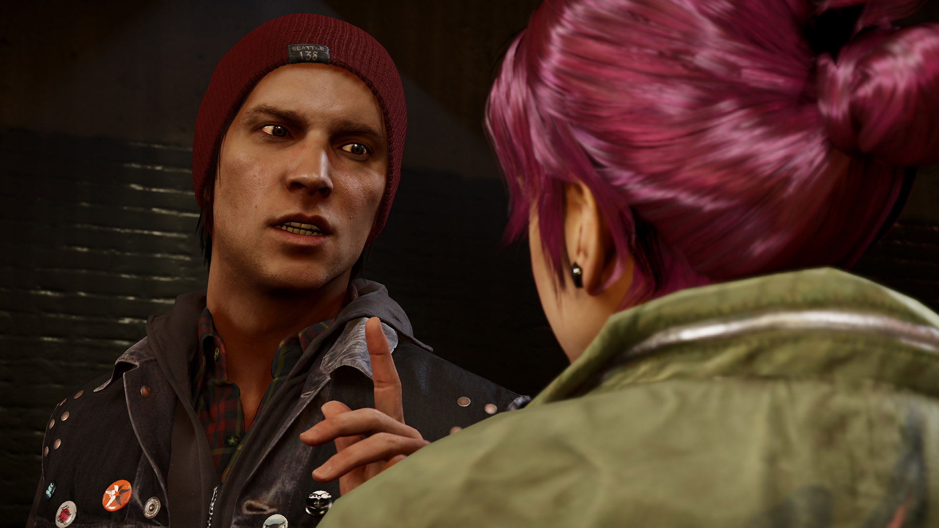 inFamous: Second Son Standalone DLC First Light Announced
