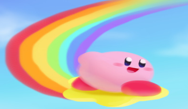 Kirby's Cruising the Rainbow Next Year [Updated, Trailer]
