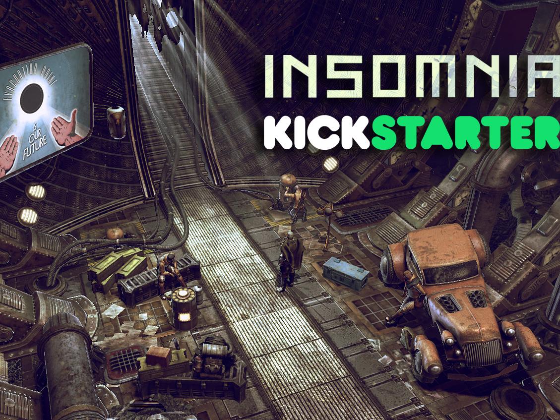 InSomnia RPG Looking For KickStarter Support
