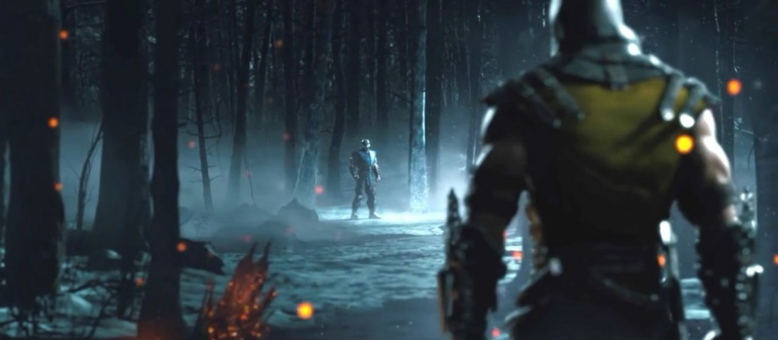 Mortal Kombat X Officially Revealed