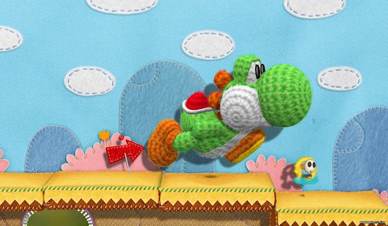 Yoshi's Wooly World Knits Up New Details [Updated, Trailer]