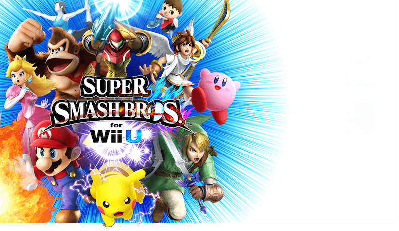 Super Smash Bros. For Wii U Gets A Release Date