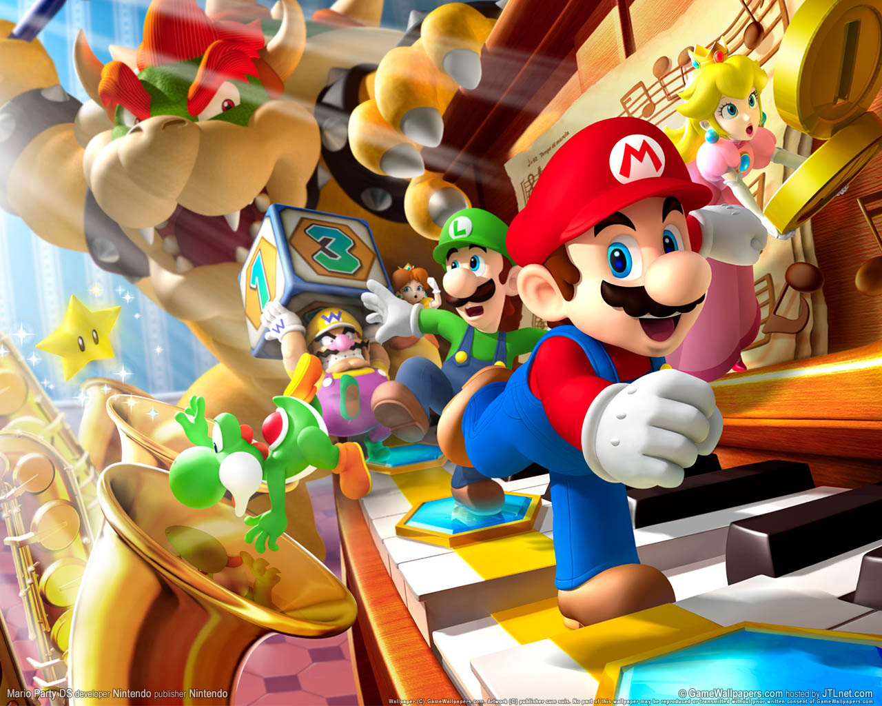 Mario Party 10 – Threatening Friendships in 720p