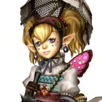 Agitha and a Newcomer Join the Fight in Hyrule Warriors