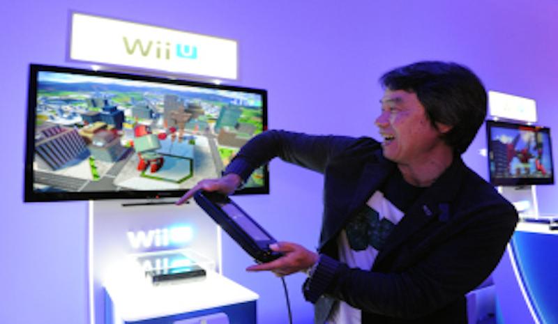 Shigeru Miyamoto Shows Off New Mech IP At E3 2014