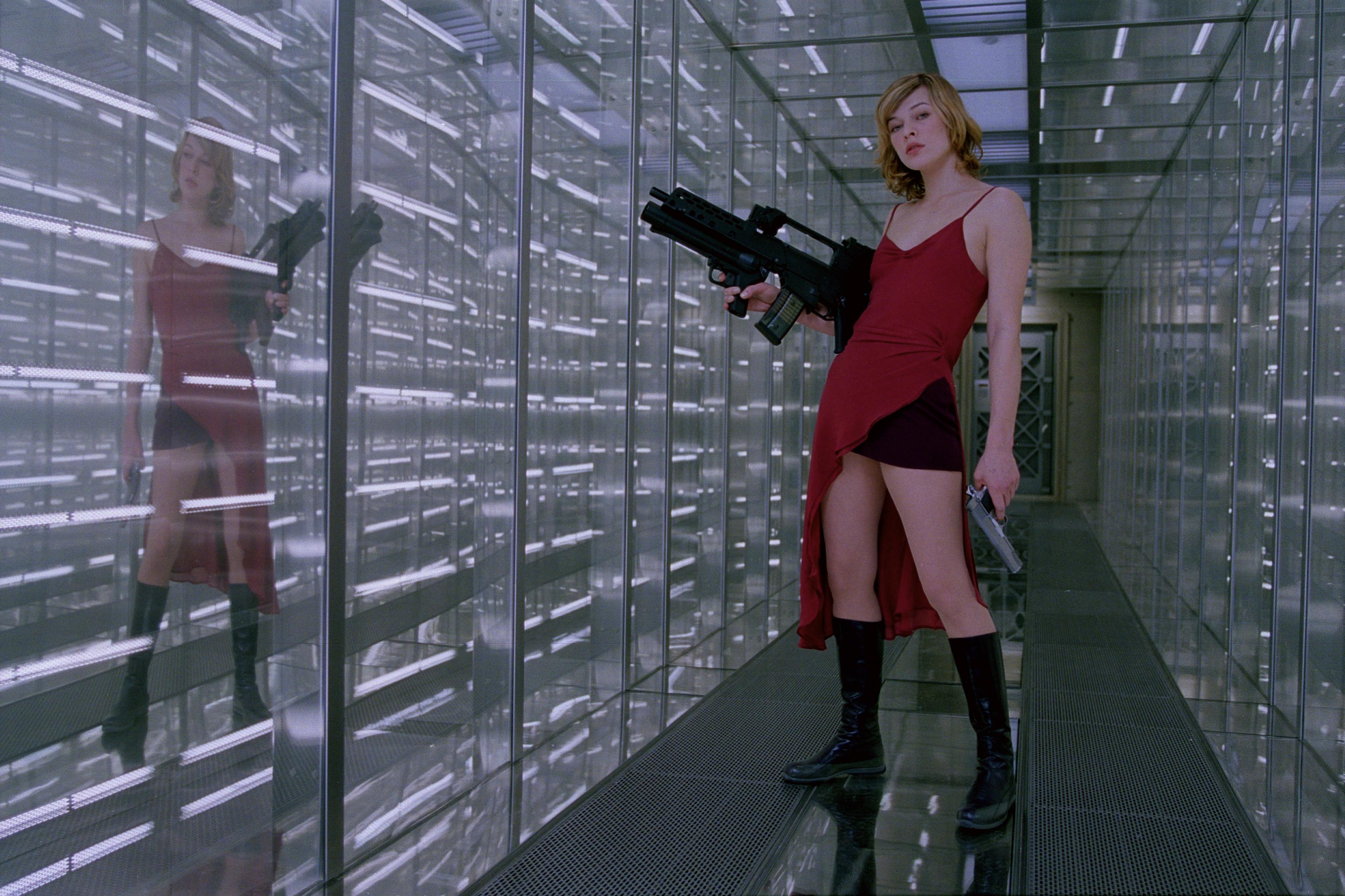 Game vs. Film Podcast Episode 5: Resident Evil
