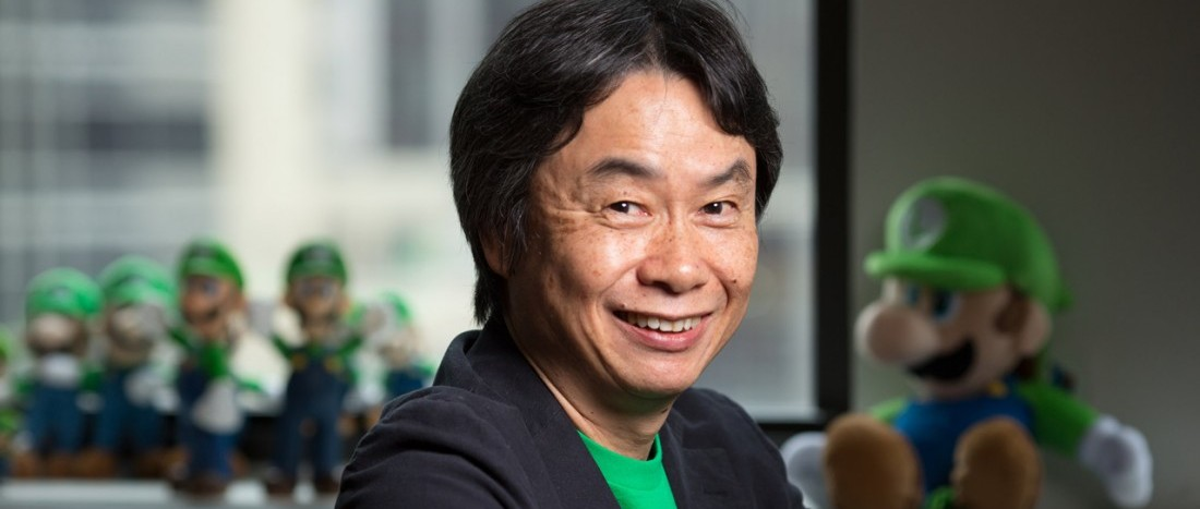 'There Needs To Be A Nintendo Genre' For Miyamoto