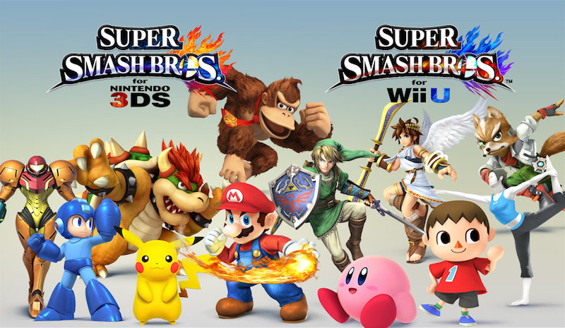 Rumor: Two More Characters Coming To Super Smash Bros