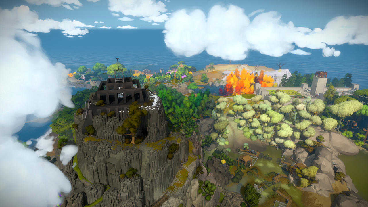 The Witness Has Finished All Its Puzzles