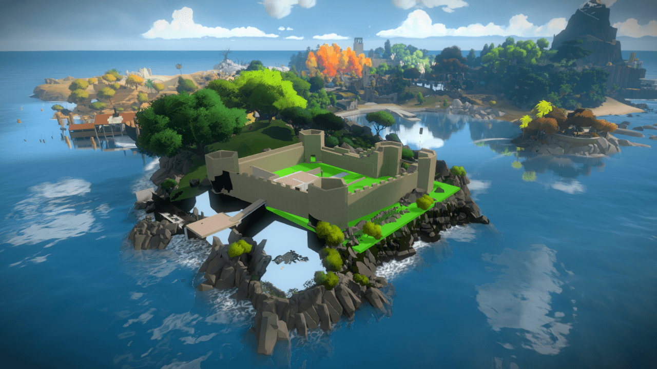 The Witness To Debut New Starting Area at E3