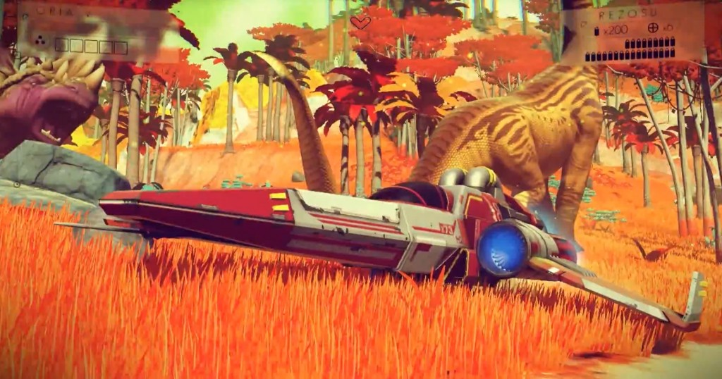 No Man's Sky Not A PS4 Exclusive
