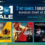 Sony Rolls Out 2-for-1 Sale for PS3, Vita