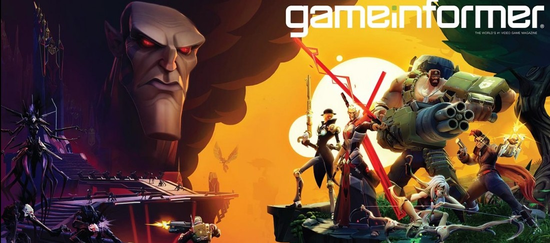 Gearbox Software's New Game Revealed, Titled Battleborn