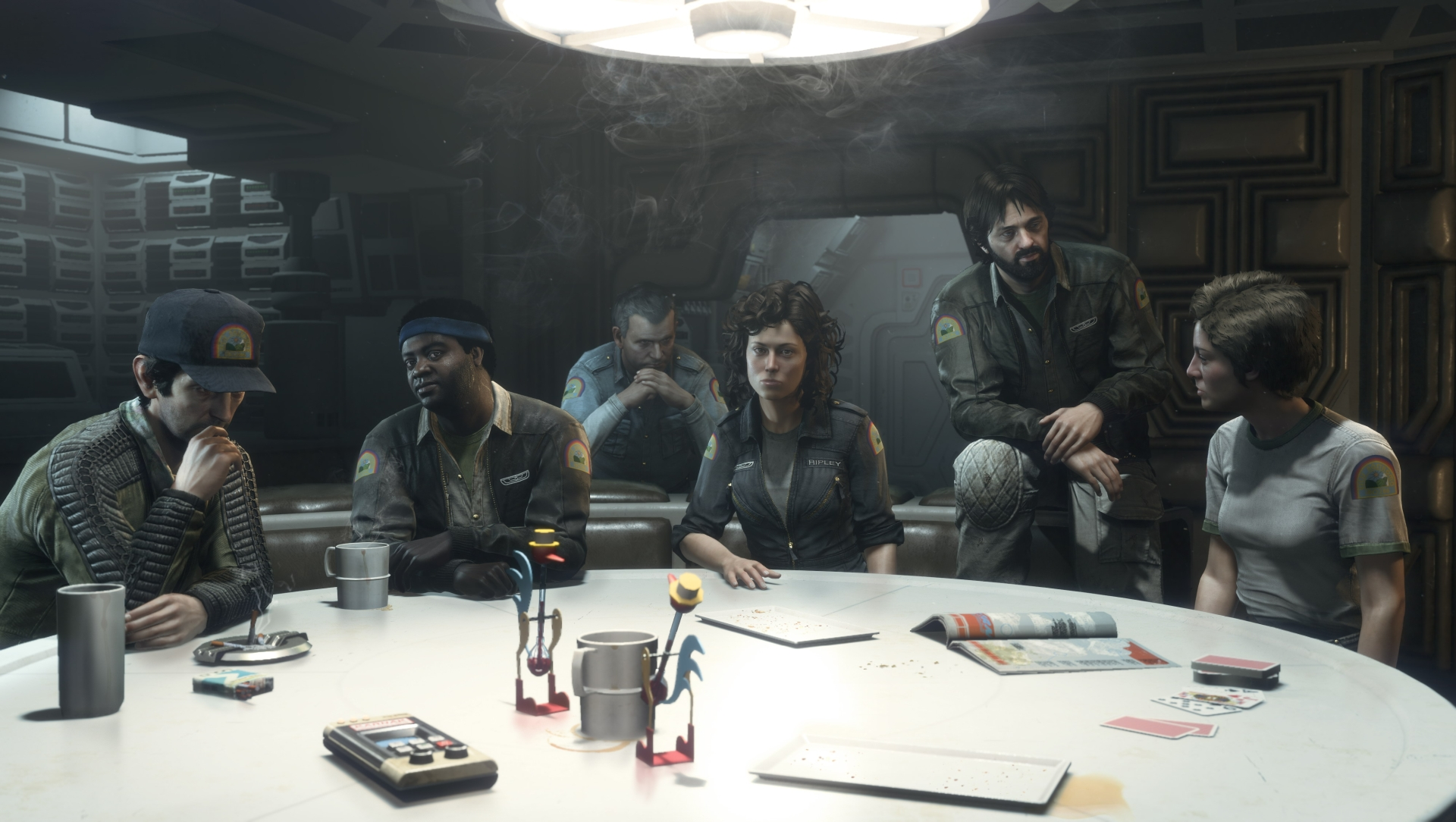 Original Movie Cast Returns in Alien: Isolation Pre-Order Bonus