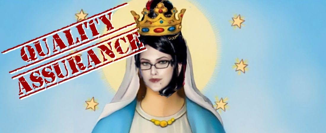 Quality Assurance Episode 1: The Virgin Bayonetta