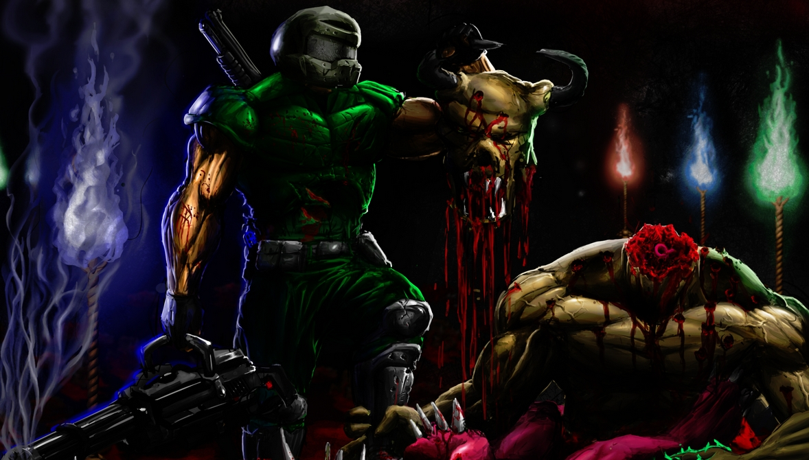 An Interview With Brutal Doom's Creator