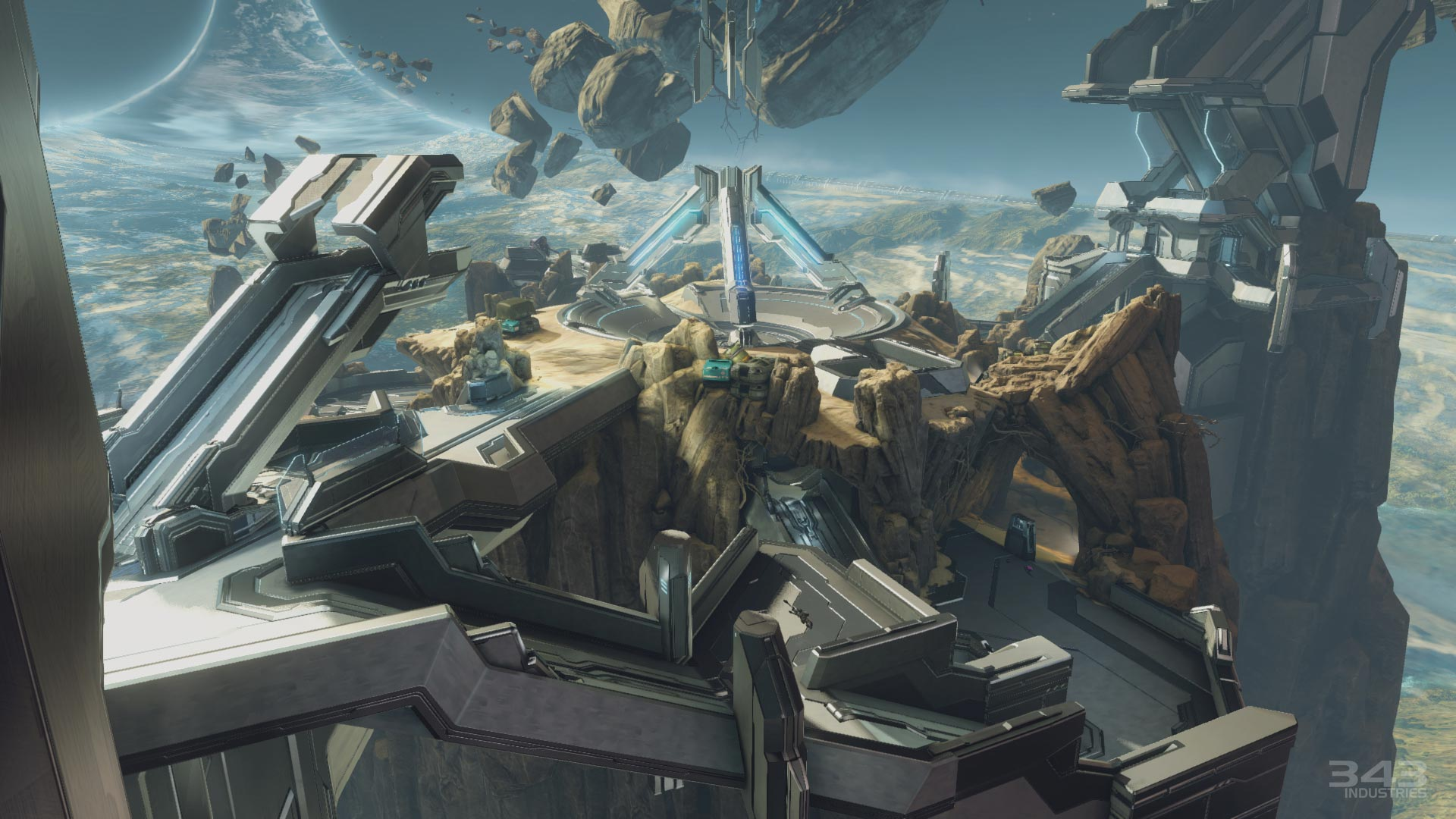 Halo 2 Anniversary Gameplay Walkthrough Revealed