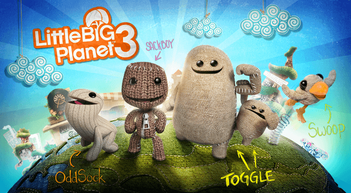 LittleBigPlanet 3 Release Date Confirmed for Nov. 18