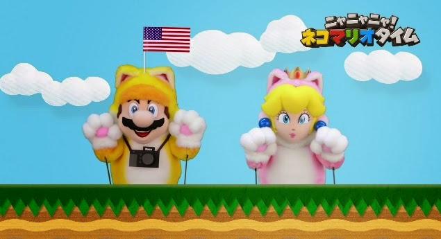 The Cat Mario Show